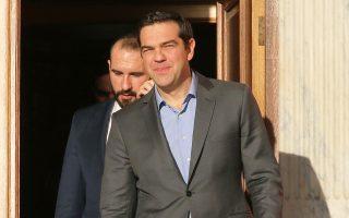Ο Αλ. Τσίπρας, με την επίσκεψή του στη Θεσσαλονίκη, επιθυμεί να υπενθυμίσει ότι η κυβέρνηση δίνει μεγάλη σημασία στην πόλη.
