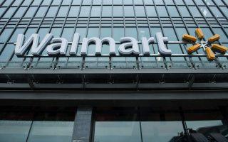 Η Walmart, με τα ομώνυμα σούπερ μάρκετ, συμφώνησε με την Google να διαθέτει τα δικά της προϊόντα στο Google Express, το οποίο λειτουργεί ως το διαδικτυακό πολυκατάστημα της τελευταίας.