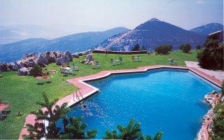 © Το ξενοδοχείο Μont Ρarnes, μια αρχιτεκτονική ορεινή ιστορία (εκδ. Κέρκυρα)