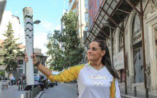 Εγινε λαμπαδηδρόμος για την Ολυμπιάδα του Ρίο, αλλά το ατύχημα «πρόλαβε» την αναχώρησή της για το Πανευρωπαϊκό του Λονδίνου το 2016. Εγχειρήσεις, οδυνηρή αποκατάσταση και έπειτα τρίτη στο Παγκόσμιο Βουδαπέστης.