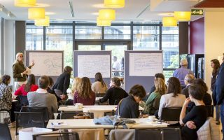 Θεματικό εργαστήριο στο πλαίσιο της 2ης Ευρωπαϊκής Ημέρας για τις Κοινωνικές Επιχειρήσεις υπό την αιγίδα της ΕΟΚΕ