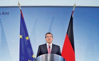 Οι χώρες της Ε.Ε. οφείλουν να υποστηρίξουν τη «δημοκρατική πλειοψηφία» της Τουρκίας εναντίον του Ερντογάν, υποστήριξε χθες ο σοσιαλδημοκράτης υπουργός Εξωτερικών της Γερμανίας Ζίγκμαρ Γκάμπριελ. Βουλευτές από όλο το πολιτικό φάσμα της Γερμανίας κάλεσαν την κυβέρνηση να εξετάσει το ενδεχόμενο να «παγώσει» περιουσιακά στοιχεία του Τούρκου προέδρου.