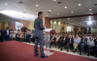 Ο κ. Τσίπρας δέχεται επίμονες εισηγήσεις από κυβερνητικά και κομματικά στελέχη για άμεσες παρεμβάσεις στο υπουργικό συμβούλιο.