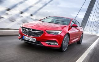 In the fast lane: Only a few months after starting sales the new Opel Insignia has already attracted more than 50,000 customer orders.