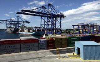 «Το κεφάλι του κινεζικού δράκου» στην Ελλάδα είναι η παρουσία της Cosco στο λιμάνι Πειραιά, καθ' ομολογίαν του Κινέζου πρωθυπουργού Λι Κετσιάνγκ.