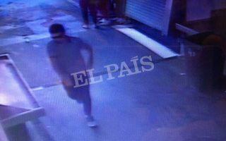 Κάμερες ασφαλείας είχαν καταγράψει τον δράστη να απομακρύνεται από το σημείο της επίθεσης στη Ράμπλα.