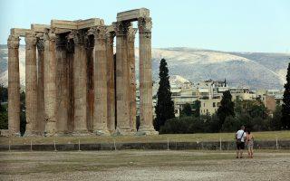 Ο Ναός του Ολυμπίου Διός είναι από τα μνημεία της Αθήνας που πρέπει να δεχθούν ουσιαστική φροντίδα και οι εργασίες να ενταχθούν στο ΕΣΠΑ.