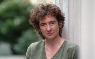 Η Τζάνετ Γουίντερσον, από τις κορυφαίες Βρετανίδες συγγραφείς.