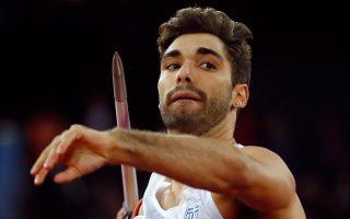 Ούτε ευχαριστημένος ούτε και στενοχωρημένος δηλώνει ο Ελληνας ακοντιστής από την παρουσία του στο πρόσφατο Παγκόσμιο Πρωτάθλημα.