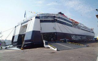 Ο Εμανουέλε Γκριμάλντι διά των Μινωικών Γραμμών, τις οποίες ελέγχει σε ποσοστό 95%, ξόδεψε περισσότερα από 30 εκατ. για να αυξήσει τη συμμετοχή του στην Hellenic Seaways από 33% στο 48,53% σήμερα.