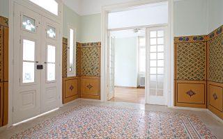 Η οικία της Λέλας Καραγιάννη θα μπορούσε να λειτουργεί ως ένα σπίτι-μουσείο και σύγχρονος χώρος μνήμης.