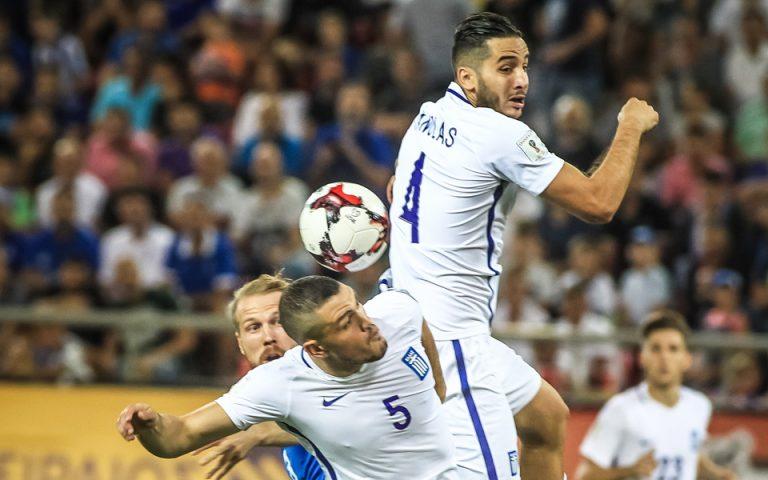 Η Εθνική έμεινε στο 0-0 με Εσθονία – Η Κύπρος έσωσε την παρτίδα
