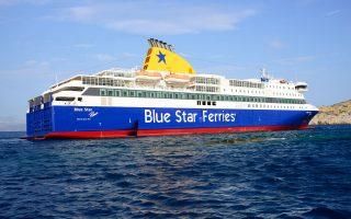 Τα τελευταία 24ωρα πραγματοποιούνται εργασίες απάντλησης των καυσίμων του «Patmos» από εξειδικευμένο σκάφος.