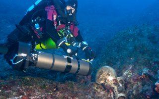 Το 2012 άρχισαν οι έρευνες, που συνεχίζονται αυτήν την περίοδο, για το ναυάγιο των Αντικυθήρων.