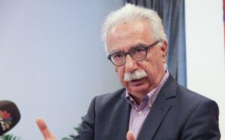 «Εγώ λέω να διεκδικήσουμε τη βελτίωση του δημόσιου πανεπιστημίου», δήλωσε ο κ. Γαβρόγλου.