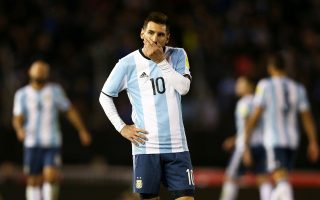 Ο Λιονέλ Μέσι ήταν απογοητευτικός για μία φορά ακόμη και είναι δεδομένο πως, αν η Αργεντινή μείνει εκτός Παγκοσμίου Κυπέλλου, θα δεχθεί τον κύριο όγκο της κριτικής.