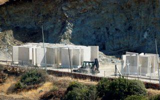 Τείχος κατασκευάζει η Τουρκία κατά μήκος των συνόρων της με τη Συρία στην επαρχία Κιλίτς.