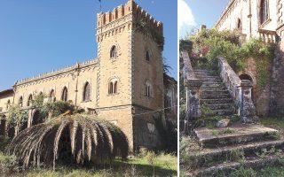 Το ρομαντικό Castello Bibelli της Κέρκυρας, γνωστό ως «Καστέλο», έχει αφεθεί τα τελευταία χρόνια στη φθορά του χρόνου. Οι δυνατότητες αξιοποίησής του είναι μεγάλες.