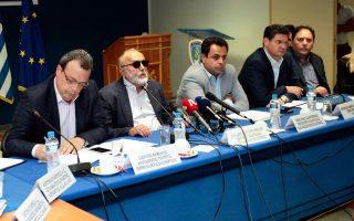 Την παραίτηση του υπουργού Ναυτιλίας και Νησιωτικής Πολιτικής, Παν. Κουρουμπλή, ζήτησε ο Κυρ. Μητσοτάκης.