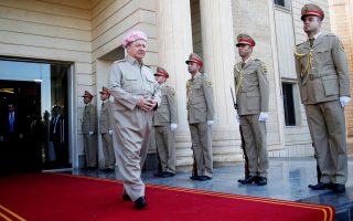 Θα κάνει ο Μασούντ Μπαρζανί το βήμα ή θα ακούσει τις προειδοποιήσεις;