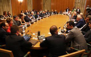 Το θέμα της ρύπανσης στον Σαρωνικό και στα παράλια της Αττικής, μετά τη βύθιση του «Αγία Ζώνη ΙΙ», αποτέλεσε αντικείμενο συζήτησης κατά τη χθεσινή συνεδρίαση του υπουργικού συμβουλίου.