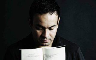 Ο Αλί Καλντερόν από το Μεξικό είναι ένας από τους ιδρυτές του μεγαλύτερου ισπανόφωνου ηλεκτρονικού περιοδικού ποίησης (Circulo de Poesia).