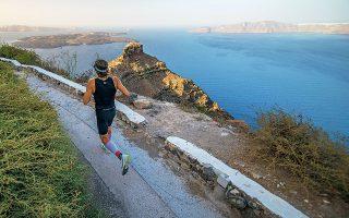 Φωτογραφία: Running @ Santorini Experience: ΗΛΙΑΣ ΛΕΦΑΣ