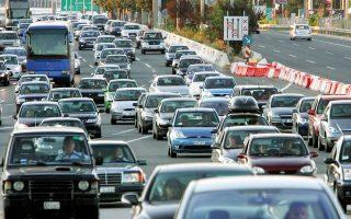 Οι παρεμβάσεις στα τέλη κυκλοφορίας θα είναι οριακές και θα αφορούν μόνο τα οχήματα μεγάλου κυβισμού.
