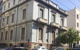 Το κτίριο χτίστηκε το 1850, έχει έκταση 1.181 τ.μ. και κηρύχθηκε διατηρητέο το 1991.