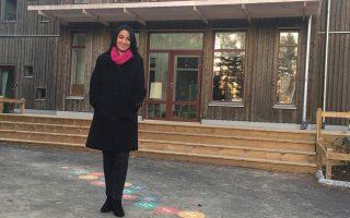 Στη Σουηδία το σχολείο στηρίζεται στις αρχές που διέπουν την κοινωνία: τη διαφάνεια, τον σεβασμό, την αλληλεγγύη, λέει η Ευαγγελία Θεοδωρίδου.