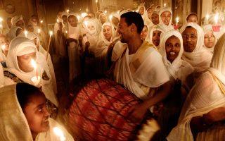 Φωτογραφία του Τάσου Βρεττού από την έκθεση «Κοινοί Ιεροί Τόποι».