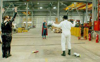 Στιγμιότυπο από το «Play» του Βαγγέλη Λυμπερόπουλου, που βραβεύθηκε με τον Χρυσό Διόνυσο του Φεστιβάλ Δράμας.