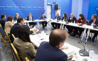 Ο Κυρ. Μητσοτάκης θα είναι ομιλητής αλλά και ακροατής στα θεματικά συνέδρια που θα οδηγήσουν στο συνέδριο του κόμματος στις 16 και 17 Δεκεμβρίου.