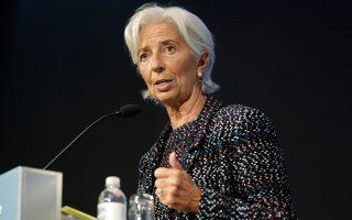Στις επαφές που είχαν χθες στο Λονδίνο με την επικεφαλής του ΔΝΤ Κριστίν Λαγκάρντ, οι Ελληνες τραπεζίτες προειδοποίησαν σχετικά με τον κίνδυνο που δημιουργεί η επιμονή του Ταμείου για την ανάγκη διενέργειας νέου ελέγχου της ποιότητας του ενεργητικού των τραπεζών (AQR).