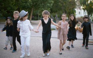 «Οιδίπους τύραννος» από παιδιά για παιδιά στο Μουσείο Μπενάκη.