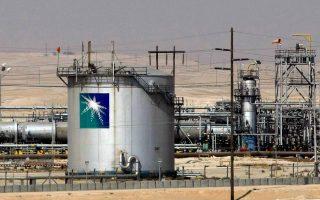 Η Σ. Αραβία θέλει να εισαχθεί  η κρατική πετρελαϊκή εταιρεία της σε χρηματιστήριο του εξωτερικού.