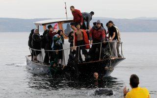 Τον Σεπτέμβριο έφθασαν στα ελληνικά νησιά πάνω από 3.500 μετανάστες και πρόσφυγες.
