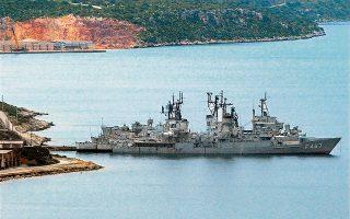 Οι αμερικανικές ένοπλες δυνάμεις προορίζουν τη βάση της Σούδας για ευρύτερη αεροναυτική χρήση.