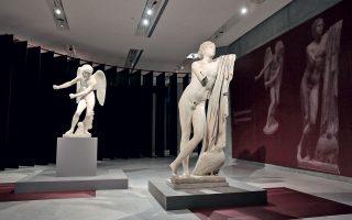 Την έκθεση «εmotions, ένας κόσμος συναισθημάτων» παρουσιάζει το Ωνάσειο Πολιτιστικό Κέντρο Νέας Υόρκης στο Μουσείο της Ακρόπολης.