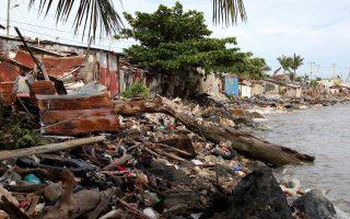 Στο στόχαστρο του τυφώνα Ιρμα και η Δομινικανή Δημοκρατία.
