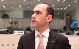 Χάρης Γεωργιάδης: «Η εκμετάλλευση του αερίου είναι μια σημαντική προοπτική, η οποία όμως έχει πολύ μακροπρόθεσμο ορίζοντα. Δεν είναι, δηλαδή, ένα λαχείο που κερδίσαμε και το οποίο θα μας επιτρέψει να επαναπαυθούμε».