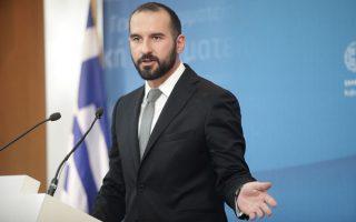 Δημήτρης Τζανακόπουλος: Δεν μπορεί να θεωρείται φιλοεπενδυτική στρατηγική να υπογράφει ο υπουργός λευκά χαρτιά, στα οποία στη συνέχεια οι επενδυτές να προσθέτουν τους όρους των συμβάσεων.