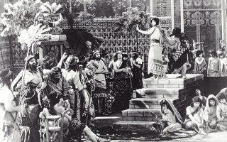 Επική τοιχογραφία, με στάσεις στην Ιστορία, η «Μισαλλοδοξία» (1916) επηρέασε τον ευρωπαϊκό κινηματογράφο.