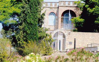 Το Μουσείο Δελφικών Εορτών στεγάζεται στο σπίτι του Αγγελου και της Εύας Σικελιανού. Εκεί λειτουργεί τώρα η έκθεση χαρακτικής.