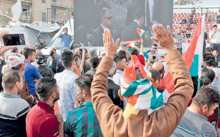 Κοινό μέτωπο κατά Κούρδων