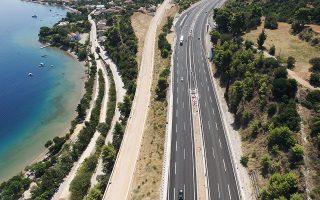 Ολυμπία Οδός (Φωτογραφία: © ΚΩΣΤΑΣ ΜΗΤΡΟΠΟΥΛΟΣ)