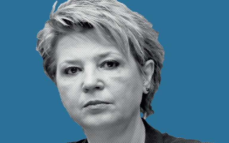 Όλγα Γεροβασίλη: Φραπέ