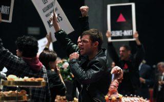 Τα μέλη της ακτιβιστικής ομάδας Αct Up κατά του έιτζ πρωταγωνιστούν στο εξαιρετικό 120 BPM του Ρομπέν Καμπιγιό.