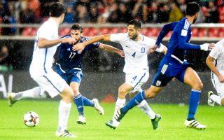 Η Εθνική αύριο χρειάζεται τη νίκη κόντρα στην Κύπρο και ταυτόχρονα ένα στραβοπάτημα της Βοσνίας ενάντια στο Βέλγιο.