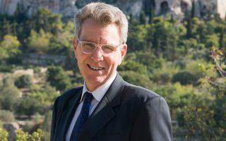 Ο Τζέφρεϊ Πάιατ τόνισε τον κρίσιμο ρόλο που διαδραματίζει η Ελλάδα ως πυλώνας περιφερειακής σταθερότητας.